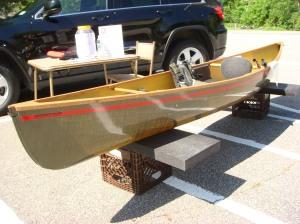 Hornbeck Canoe